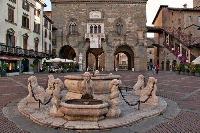 Bergamo, Italy by Monica Goslin